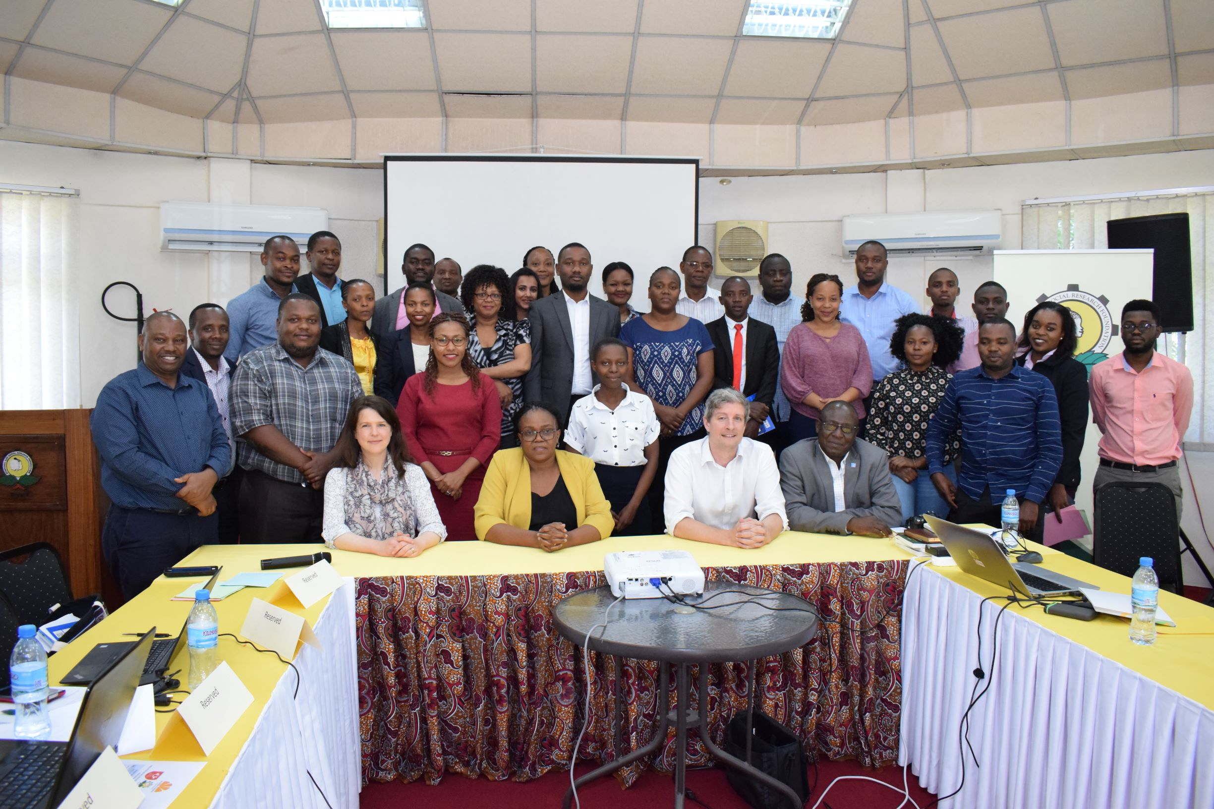 Stakeholders and IIAP team members at the Maize Stakeholder Workshop on 19th June, 2019.