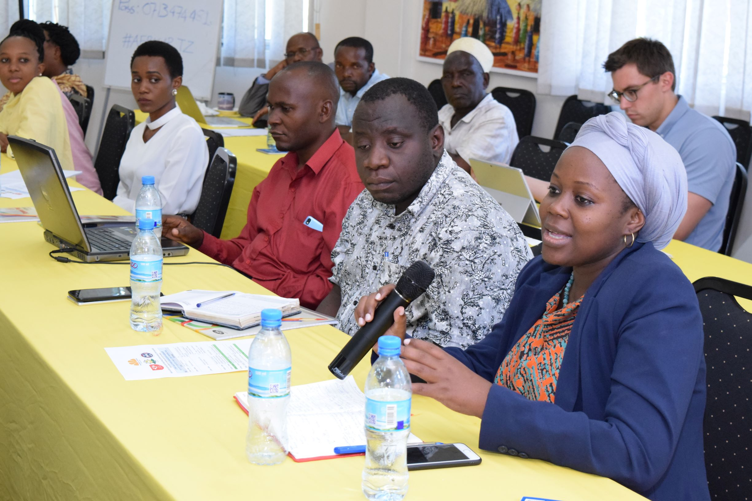 Contributions to Day 3 at the Citrus Stakeholders Workshop on the 20th June, 2019.